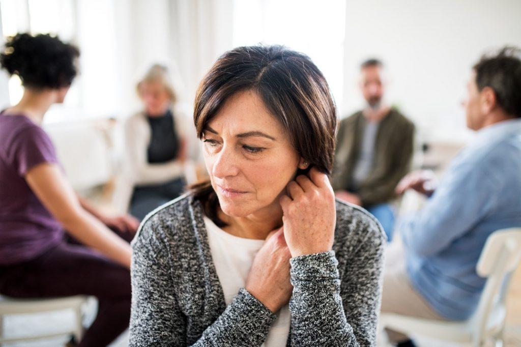 Terapia grupal para trastornos de ansiedad